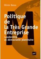 Politique Gouvernance Grande Entreprise