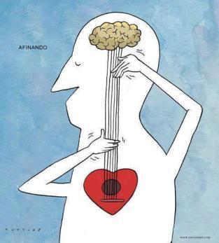 Leader - coeur et cerveau